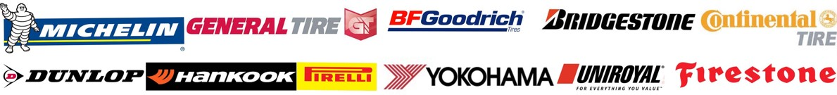 We carry the brands you trust on your vehicle