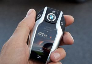 car lease.car key.BMW-7er-2